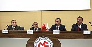 KAYSO Başkanı Mehmet Büyüksimitçi: