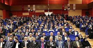 """KBÜ'de """"Hz. Peygamber ve Güven Toplumu"""" konferansı"""