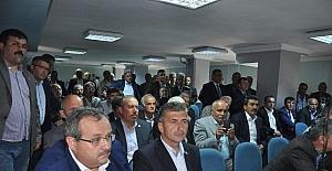 Köylere Hizmet Götürme Birliği'nde encümen seçimleri yapıldı
