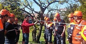 KTÜ ve AFAD bünyesinde 25 kişilik arama kurtarma ekibi kuruldu