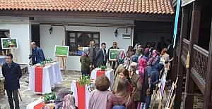 Kula'da tarım ve insan fotoğraf sergisi