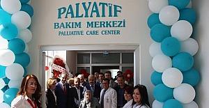 Kuşadası Devlet Hastanesi Palyatif Bakım Merkezi açıldı