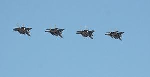 Kuzey Irak'taki terör hedeflerine hava harekatı