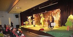 Malazgirt'e tiyatro gösterisi