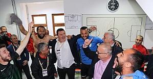 Manisa Büyükşehir'in play-off rakibi Silivrispor