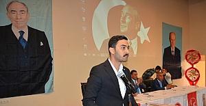 MHP Siverek'te Mustafa Fettahlı güven tazeledi