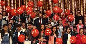 Milletvekili Açıkgöz Ulusal Egemenlik ve Çocuk Bayramını kutladı