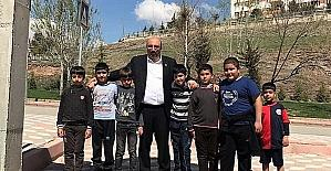 Milletvekili Ejder Açıkkapı'dan Miraç Kandili ve 23 Nisan mesajı