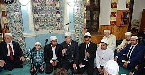 Miraç Kandili Kırcaali'de idrak edildi