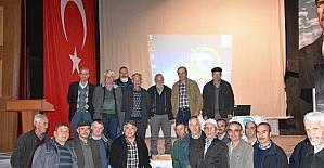 """""""Modern Arıcılık Teknikleri ve Arıcılıkta Başarı Yolları"""" konferansı"""