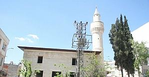 Murtaza Camii restorasyonu sürüyor