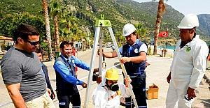 MUSKİ'den zararlı gazlara karşı güvenlik önlemi