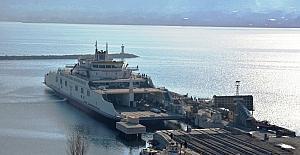 Müsteşar Yardımcısı Birdal, Türkiye'nin en büyük feribotlarını inceledi