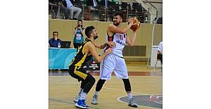 Nesine.Com Eskişehir Basket Play-Off ilk maçını farklı kazandı
