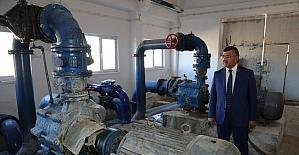 Niğde belediye Başkanı Faurk Akdoğan '' İlimizde Su Kesintisi Olmayacak''