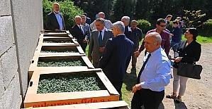 Osmaniye'de 193 bin 700 adet sebze fidesi dağıtıldı
