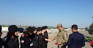 Özel Güvenlik görevlileri ödüllendirildi