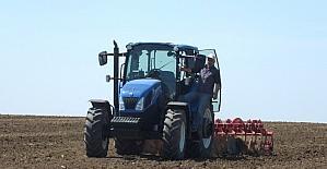(Özel Haber) Bu traktörlerde sürücü yok