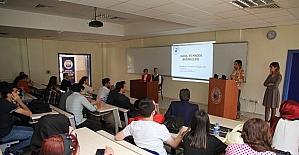 PAÜ'de 'Alkol ve madde bağımlılığı' konferansı