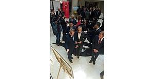 Reis Resulzade'nin resim sergisi Ankara'da açıldı