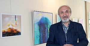 Ressam Balamir, 42'nci sanat yılını MTSO'da açtığı sergiyle kutluyor