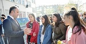 Samsun'da TEOG heyecanı
