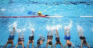 """Sancak Yüzme Havuzu'na """"Temiz Havuz"""" sertifikası"""