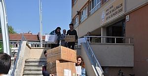 Şanlıurfa ve Aksaray'a kardeş desteği