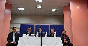Seydişehir Çiftçi Malları Koruma Başkanlığı istişare toplantısı yapıldı