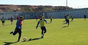Sivas Belediyespor, İstanbulspor maçına hazırlanıyor