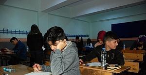 Sivas, Yozgat ve Tokat'ta TEOG heyecanı yaşandı