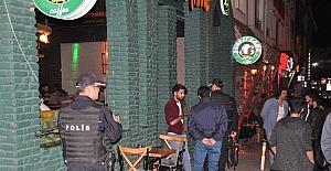Sivas'ta 527 polisle güven huzur operasyonu