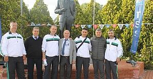 Sökeli balık adamlar Türkiye Şampiyonası biletini kaptı