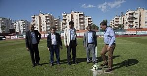 Toroslar'da Köyler Arası Futbol Turnuvası başladı