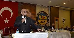 Trabzon Kredi Kefalet Kooperatifi Olağan Genel Kurulu yapıldı