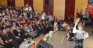 Tunceli'de 23 Nisan kutlamaları