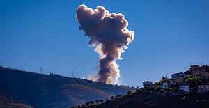 Tunceli'de patlama