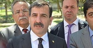 Türk Sağlık-Sen Genel Başkanı Önder Kahveci Bilecik'te