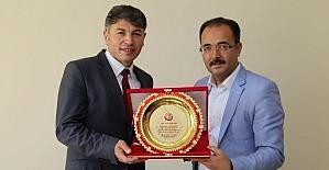 Uşak Belediye Başkan Yardımcısı Korkmaz, Uşak Üniversitesine geri döndü