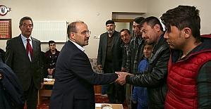 """Vali İsmail Ustaoğlu: """"Milletimizin hizmetkârıyız"""""""