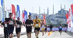 Vodafone 12'nci İstanbul Yarı Maratonu Pazar günü koşulacak