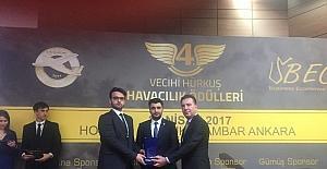 YDA Dalaman Havalimanı 'En iyi dış hatlar terminali' seçildi