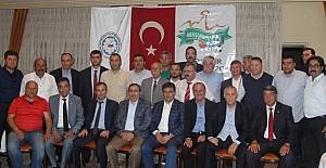 7 ilin spor adamları Nevşehir'de buluştu