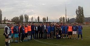 Acıgöl'de kurumlar arası futbol turnuvası sona erdi