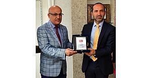 Ahmet Çamyar'a BİK ödülü