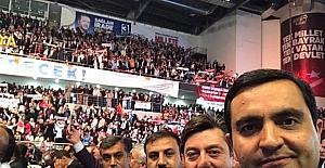 """AK Parti İl Başkanı Mustafa Kendirli: """"Milli İrade İle Ak Parti'deki Recep Tayyip Erdoğan Hasreti Vuslata Döndü"""""""