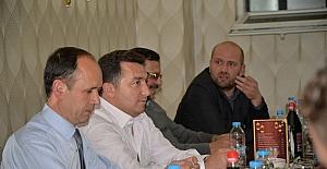 AK Parti İstişare Toplantısı yapıldı