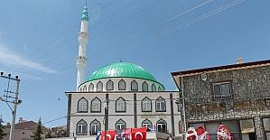 Aktaş Efendibey Cami ibadete açıldı