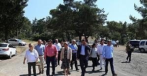 Antalya'ya 15 yataklı ÇEMATEM yolda