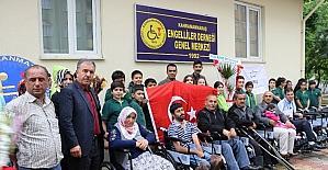Atık yağlar tekerlekli sandalyeye dönüştü